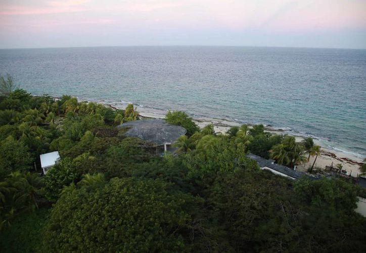 La Conanp considera realizar monitoreos para verificar los efectos del cambio climático en Cozumel y Banco Chinchorro. (Luis Soto/SIPSE)