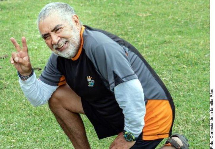 El mexicano Jesús Ríos González se perdió tras salir a dar una caminata el 3 de agosto en Huesca, España. (Agencia Reforma)