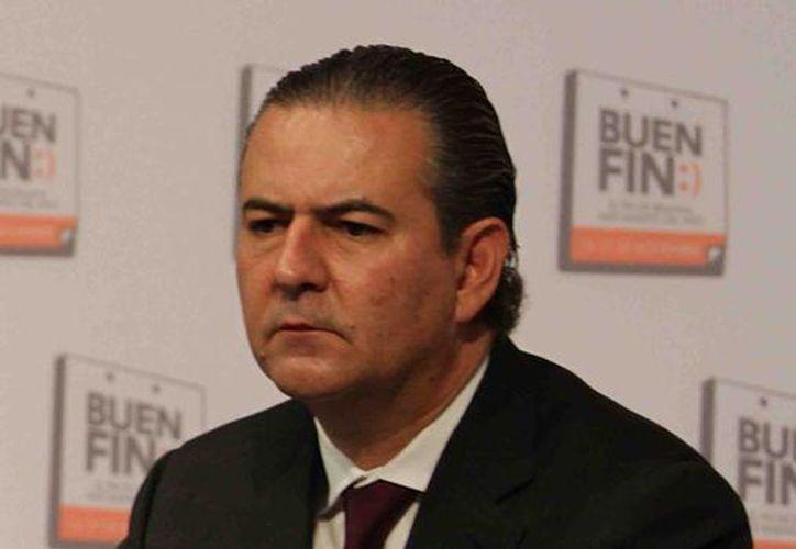 El CCE, encabezado por Gerardo Gutiérrez Candiani, señala que corresponde sumar esfuerzos en pro de la legalidad. (Archivo/Notimex)