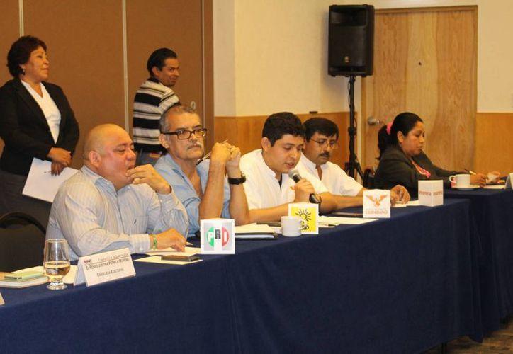 El Instituto Nacional Electoral dio a conocer la propuesta de ubicación de las cabeceras. (Ángel Castilla/SIPSE)
