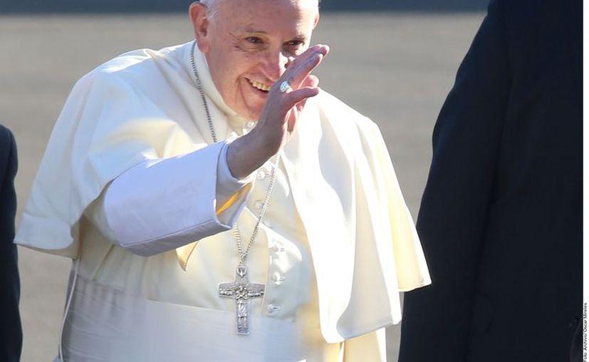 Obispos de la Amazonia solicitaron la ordenación de hombres casados para combatir la escasez de sacerdotes en la región, pero el Papa rechazó su propuesta. (Foto: Archivo Reforma).