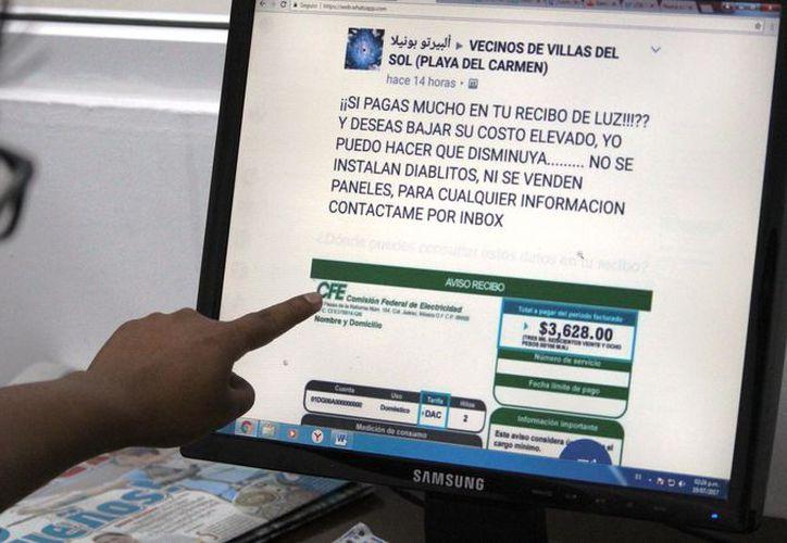 Para contrarrestar los servicios, se instalarán medidores telecontrolados.(Octavio Martínez/SIPSE)