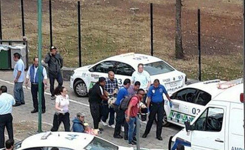 Usuarios en redes sociales advierten sobre balacera al interior de Ciudad Universitaria. (Foto: Milenio)