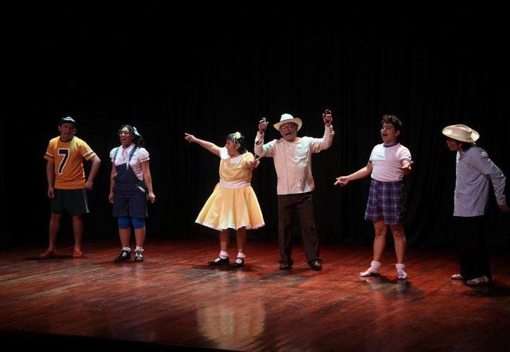 Dendrítica Teatro busca promover los valores en los niños. (SIPSE)