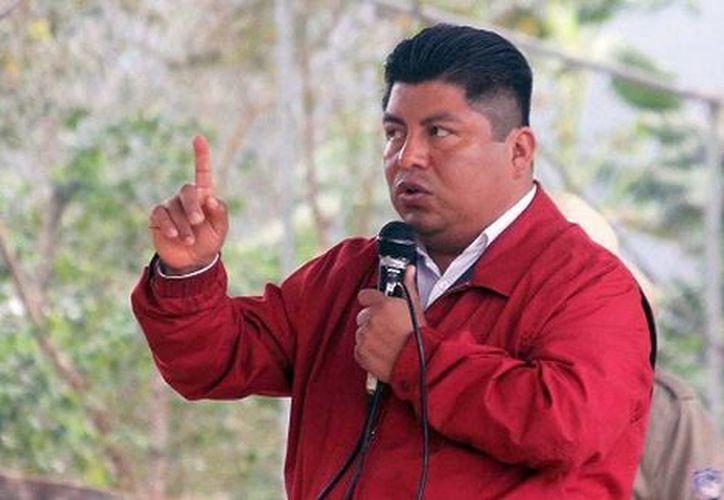 El presidente municipal presentaba un disparo de arma de fuego en la cabeza. (Milenio)