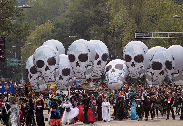 Del jueves 26 al domingo 29 de octubre se realizaron 16 eventos deportivos, musicales y religiosos. (La Jornada)