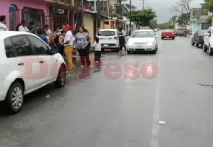 Velan a Amairani de 16 años quien fue localizada sin vida en un terreno baldío en Cancún.  (Foto: SIPSE)