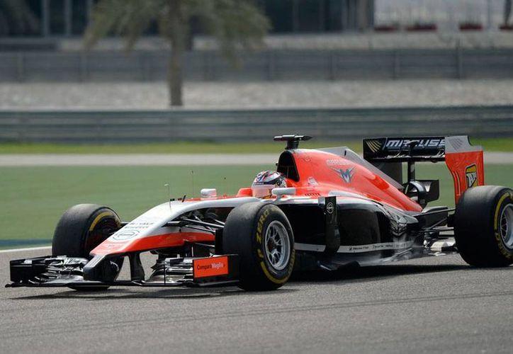 El piloto Jules Bianchi, quien sufrió un accidente en el circuito Suzuka, durante el Gran Premio de Japón, permanecerá hospitalizado en ese país. La foto es de contexto. (Archivo/Efe)