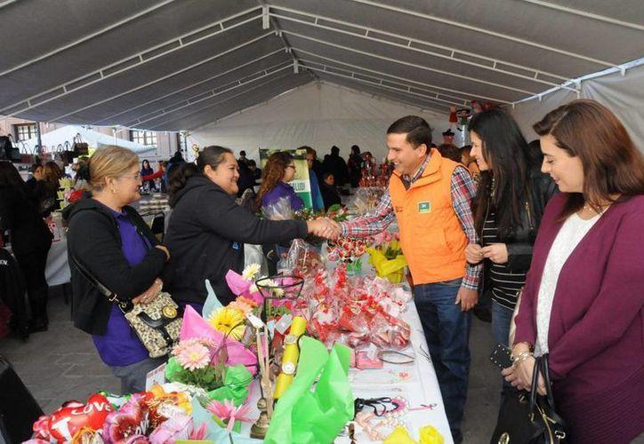 El gobierno federal destaca el papel de la mujer en México. (Notimex)