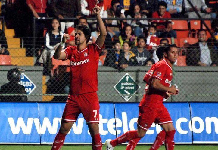 Diablos Rojos pasó al puesto seis de la clasificación general luego de su tercera victoria; Veracruz se encuentra en zona de alto riesgo. (Archivo Notimex)