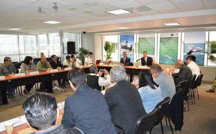 Entre otros temas la CONAPESCA presentará a la delegación ecuatoriana, el sistema satelital que de monitor. (Redacción/SIPSE)