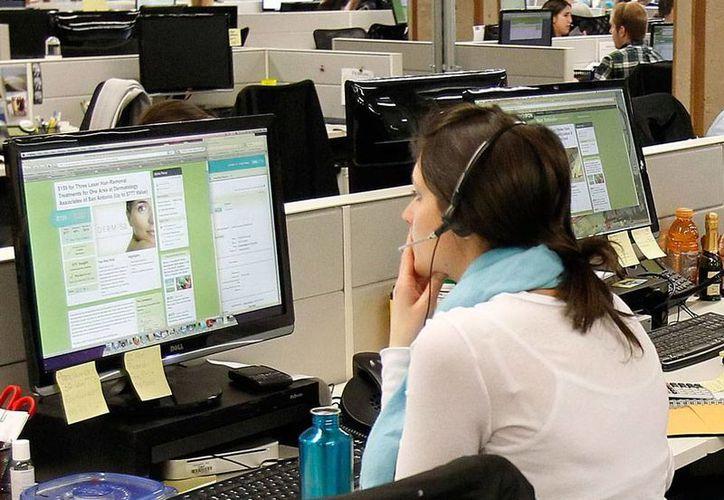 Cada vez es mayor el riesgo de tener información en internet: en Yucatán, al menos 10 empresas han sido hackeadas. La foto es de contexto. (Milenio Novedades)