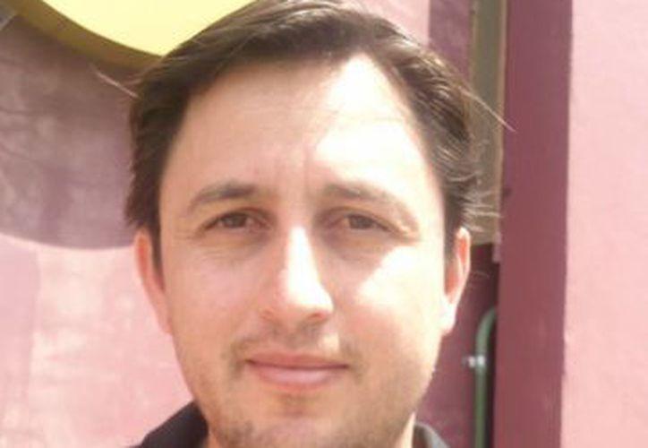 Juan Carlos Villanueva López, presidente de la Canaco-Servytur pidió evitar que los asaltantes salgan libres. (Marco Do Castella/SIPSE)