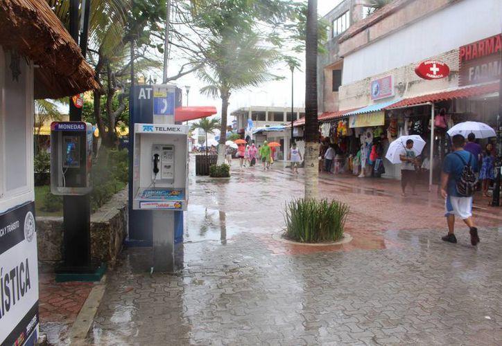A pesar de haber llovido durante todo el fin de semana, no se presentaron rebosamientos en la ciudad. (Luis Ballesteros/SIPSE)