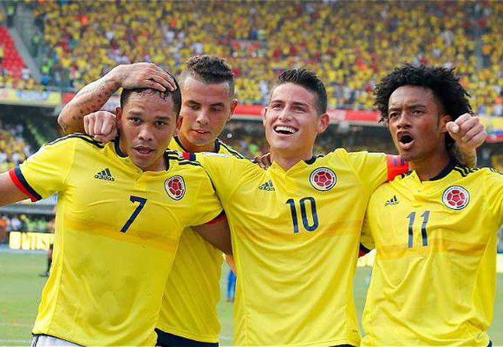 """Para el defensa Frank Fabra """"la selección Colombia es un grupo joven. (Contexto)"""