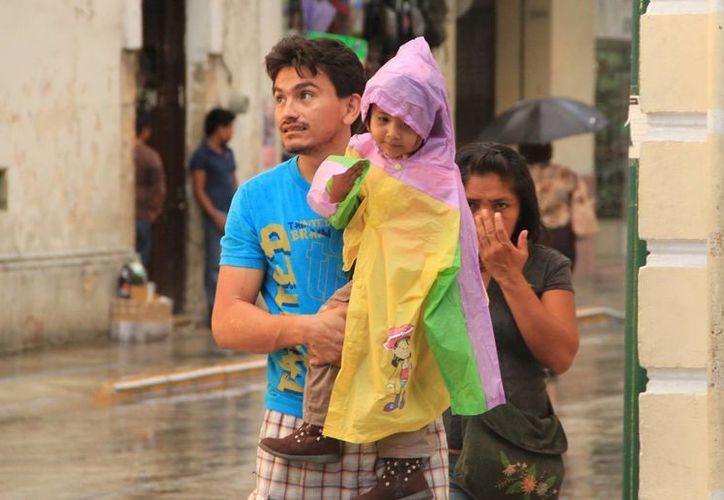 Se mantiene el pronóstico de lluvias vespertinas en Mérida. (José Acosta/SIPSE)