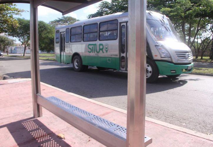 El Gobierno de Yucatán apoya la renovación de unidades de transporte. (Milenio Novedades)