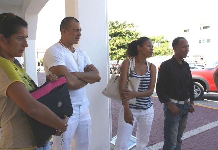 Dueños de spas se quejaron de las medidas tomadas por inspectores de la Tesorería. (Alida Martínez/SIPSE)