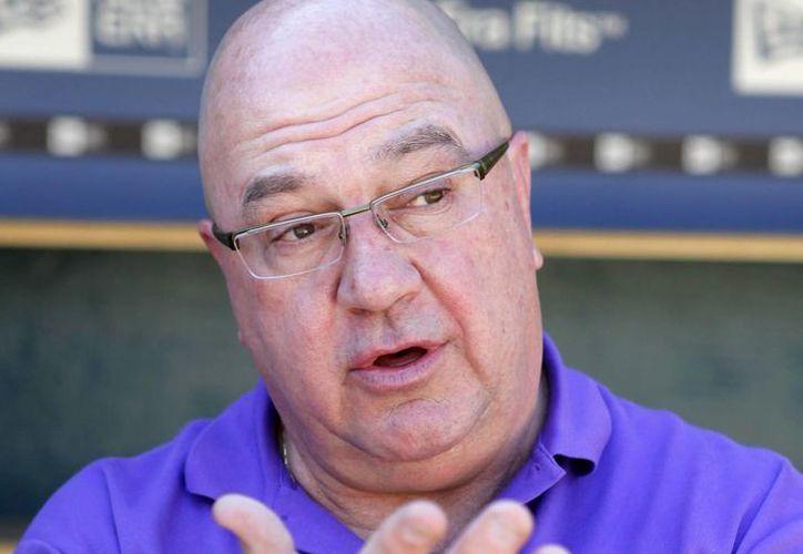 Jack Zduriencik dejó de ser e gerente general de Marineros de Seattle, tras siete campañas para el olvido. (EFE)