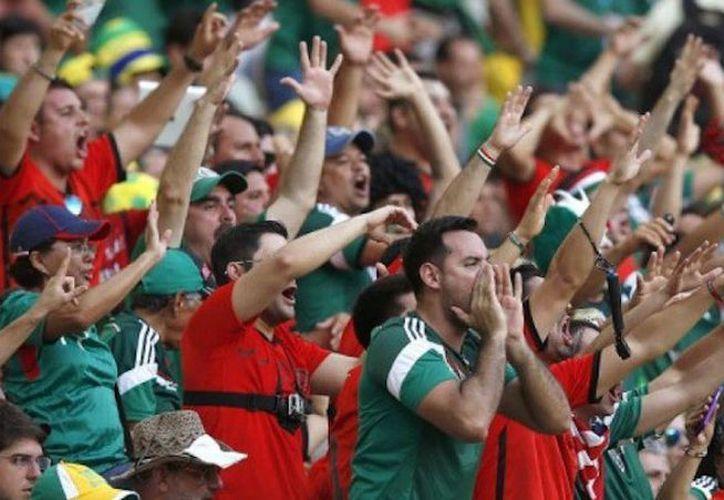 La Selección suma nueve multas por el grito que es considerado por la FIFA como homofóbico.  (Foto: Contexto/Internet)