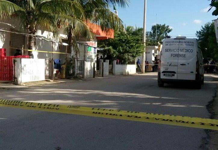 Una mujer fue hallada sin vida dentro de una vivienda de la colonia Valle Verde de Cancún. (Redacción/SIPSE)