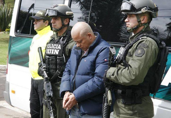 Tomasso empleaba empresas importadoras como fachada. (policia.gov.co)