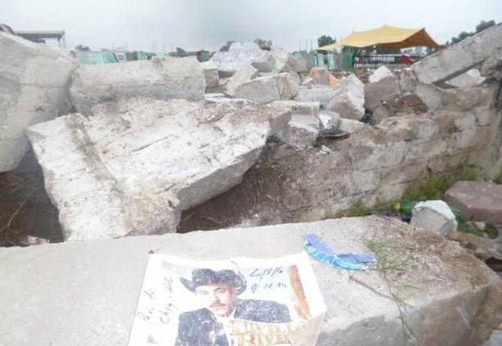 Una de las familias afectadas por la estampida humana en Ecatepec consideró insuficientes los 67 mil pesos ofrecidos como reparación del daño. (jornada.unam.mx/Foto de archivo)