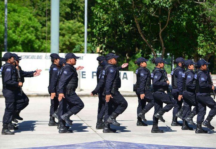 Dependencias como Seguridad Pública no han atendido observaciones en materia de derechos humanos. (Karim Moisés/SIPSE)