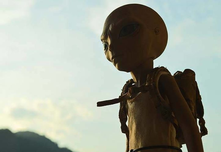 En las películas los extraterrestres siempre son mostrados como pequeñas criaturitas, pero en realidad podrían ser mucho más grandes, según un científico norteamericano. (foto tomada de excelsior.com)