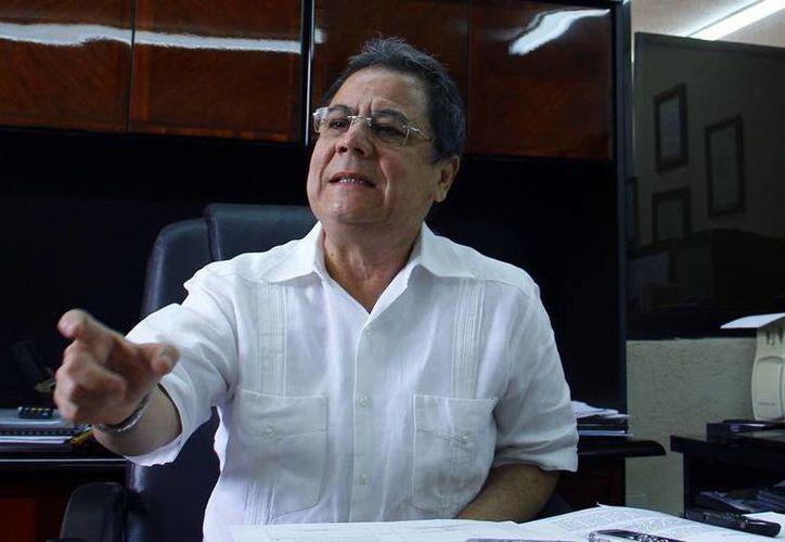 El vocal ejecutivo de la Junta Local en Yucatán, Fernando Balmes Pérez, convoca a los ciudadanos a participar. (Milenio Novedades)