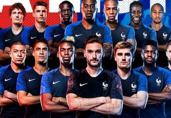 La primera participación de Francia en una Copa Mundial fue en Uruguay 1930. (Twitter)