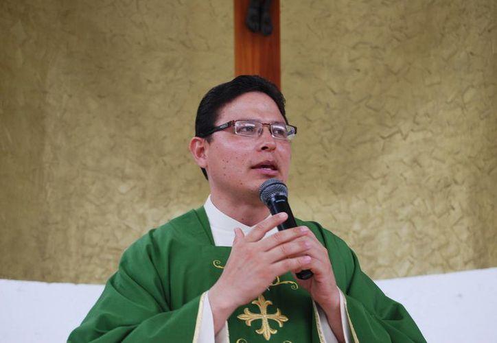 """""""Habrá tolerancia cero, pues deberá explicar sus actos indignos"""", dijo el vocero de la Prelatura Cancún-Chetumal. (Tomás Álvarez/SIPSE)"""