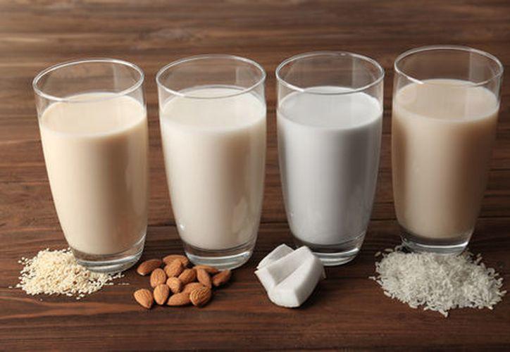 De arroz, almendra, coco o soya, te decimos qué leche te conviene más. (Shutterstock)