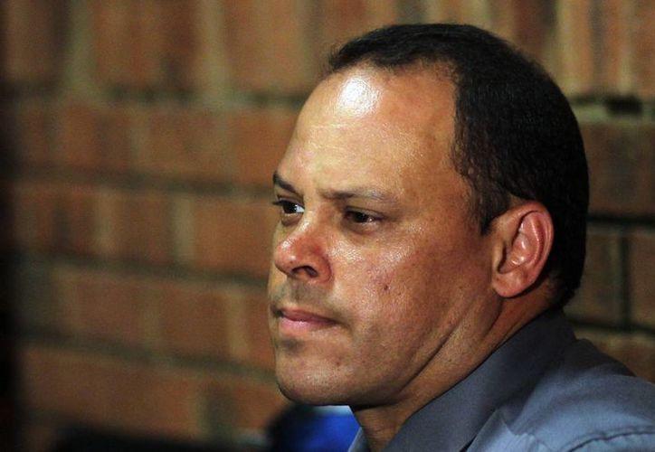 El policía Hilton Botha podría ser excluido del caso Pistorius. (Agencias)