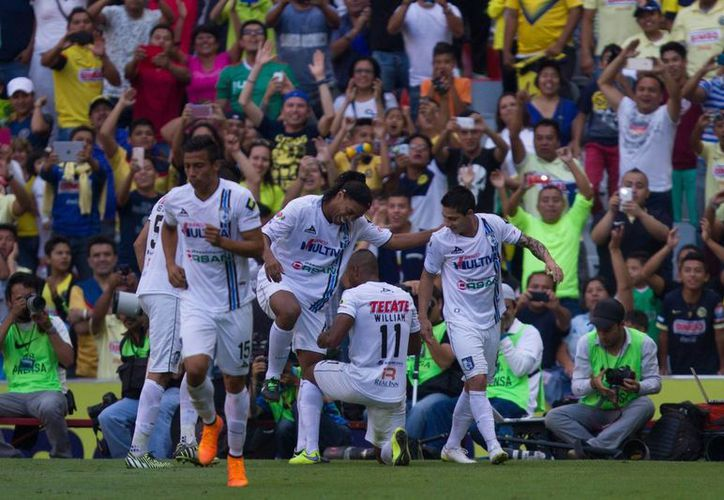 El equipo Gallos Blancos de Querétaro  jamás entró en proceso licitatorio mientras estuvo bajo el control del Servicio de Administración y Enajenación de Bienes. (Notimex)