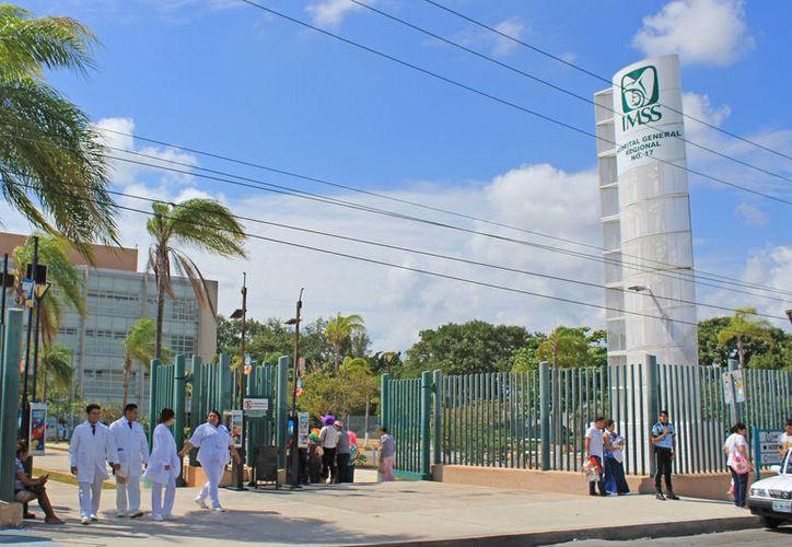 Las UMF se edificarán en las cabeceras municipales de Benito Juárez y Tulum. (Foto: Jesús Tijerina)