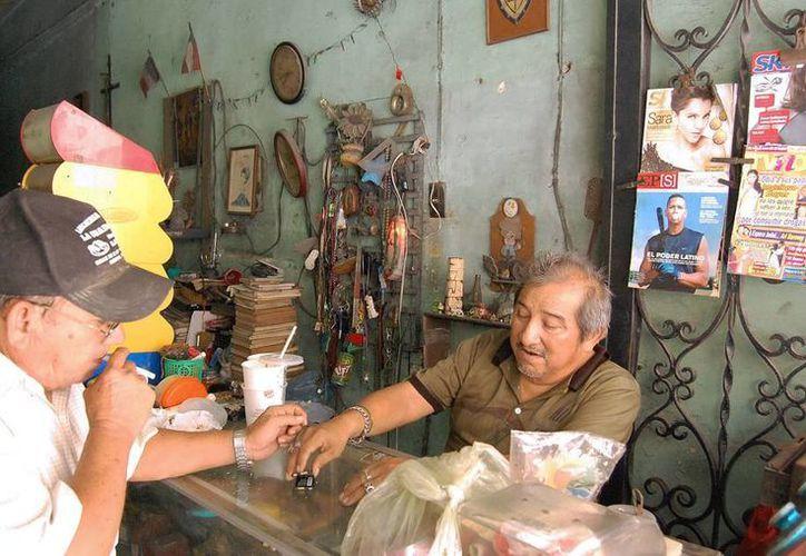 Las tiendas que operaron familias por diversas generaciones están muriendo. (Milenio Novedades)