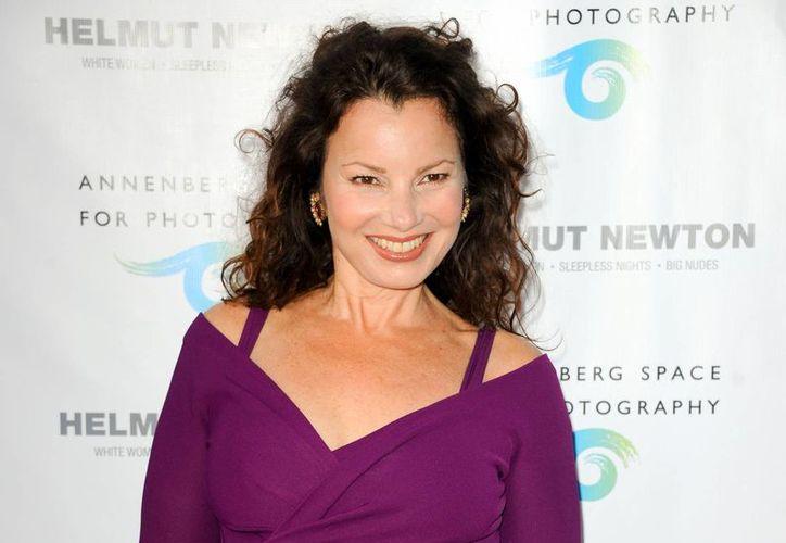 En los años 90  Fran Drescher protagonizó la popular serie de televisión 'La Niñera'. (Agencias)