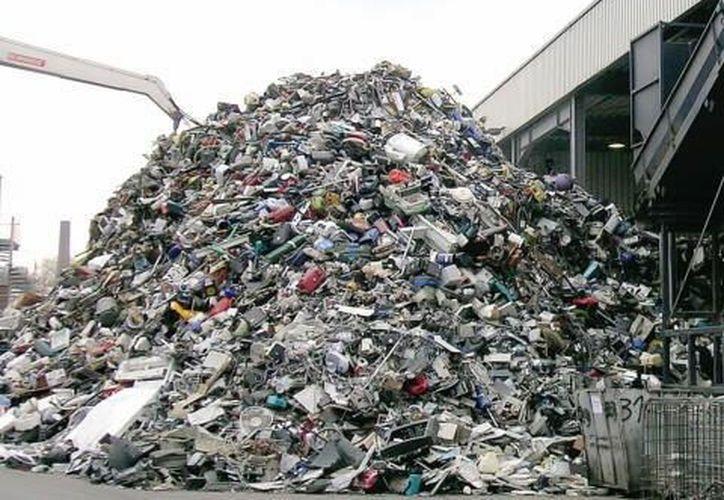La meta es juntar un total de 70 toneladas para reciclar. (Internet)