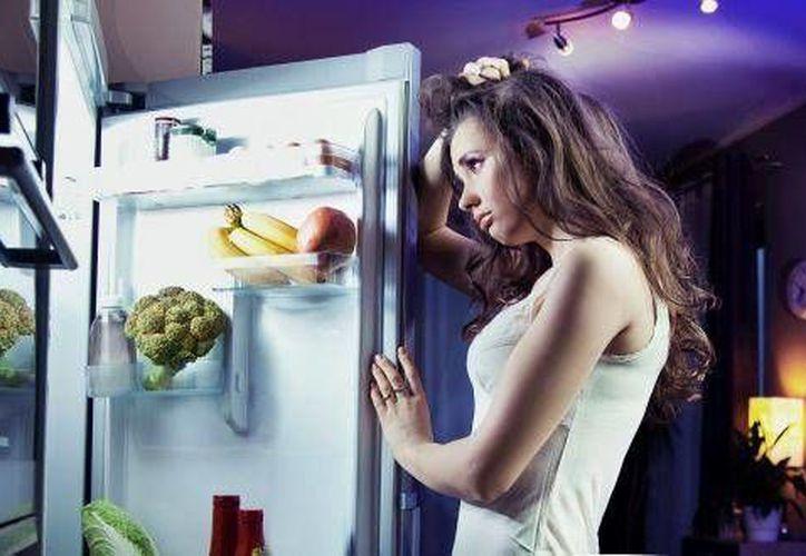 Comer en la noche no debería ser malo si haces las elecciones correctas. (Contexto/ActitudFem)