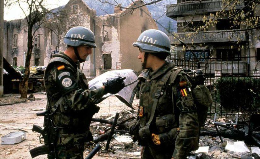 Un ataque insurgente directo mató al soldado. (Internet)
