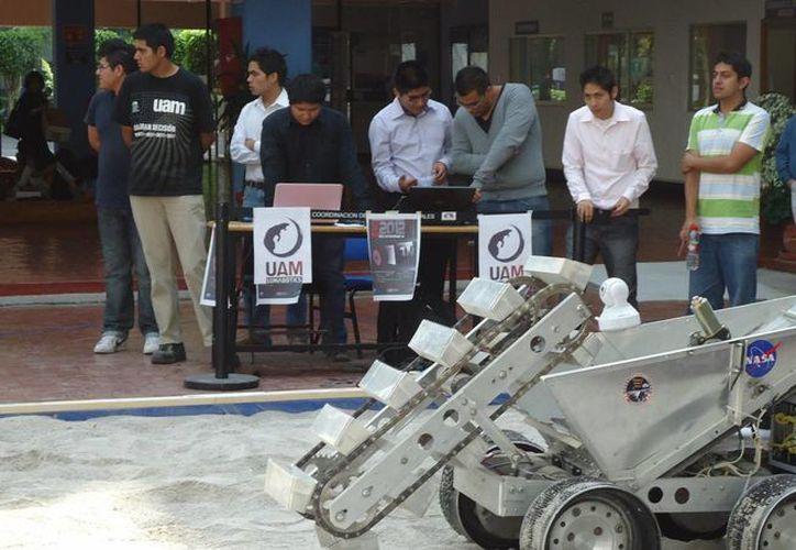 La NASA  instruirá a estudiantes mexicanos en ciencia y tecnología. (Facebook)