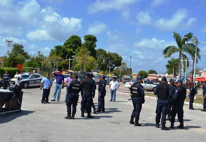 """Los índices de delincuencia en el """"pueblo mágico"""" se han reducido gracias a la creación del cuerpo de seguridad municipal. (Redacción/SIPSE)"""
