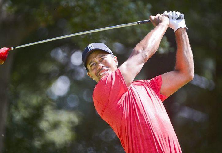 Woods se 'embolsó' este año 8.5 millones de dólares. (Foto: Agencias)