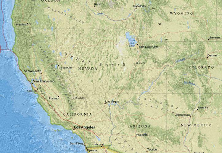 El epicentro del sismo, tuvo lugar a 204 kilómetros de la ciudad Ferndale. (Foto: RT)
