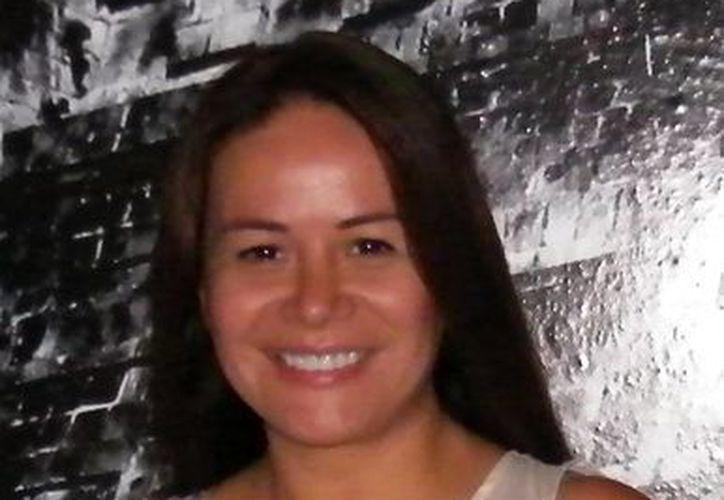 Adriana Toscano. (Milenio Novedades)