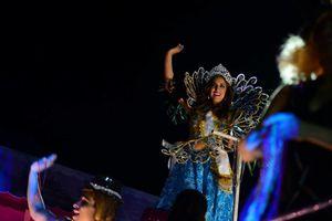 El Viernes de Corso en Plaza Carnaval Mérida 2014