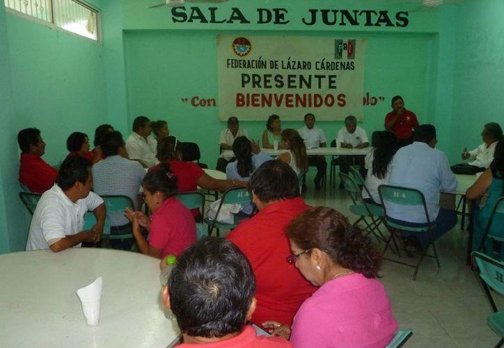 El local se ubica en la calle Javier Rojo Gómez, por el rumbo del puerto de Chiquilá. (Raúl Balam/SIPSE)