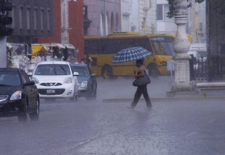 En cuestión de horas Yucatán pasará de un clima frío y seco a uno húmedo y cálido. (SIPSE)