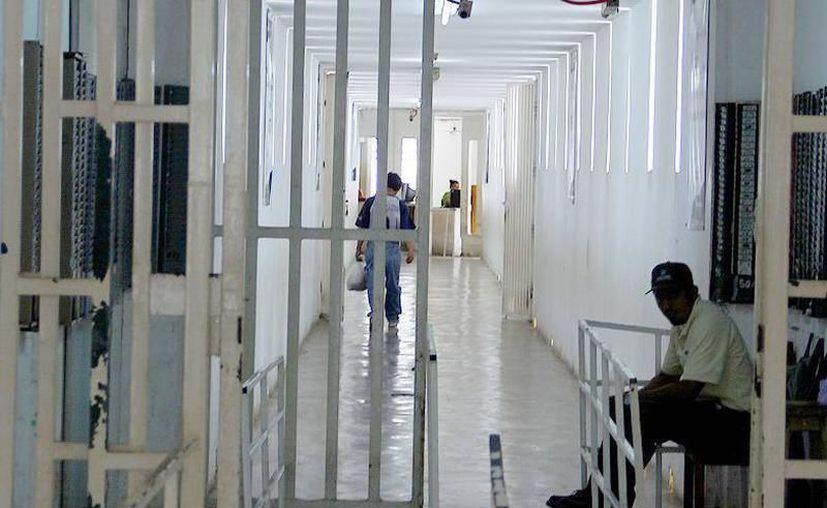 El sujeto pasará en la cárcel 8 años.(Foto: Novedades Yucatán)